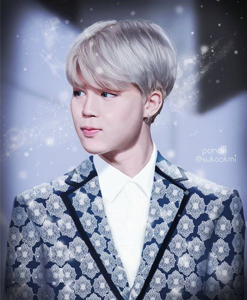 fanart, bts, and jimin image