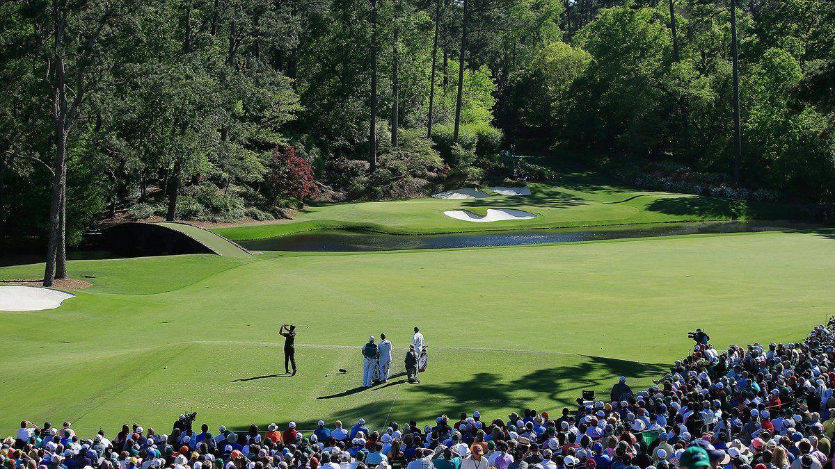 Pin by GolfTweet on Golf Augusta national golf club