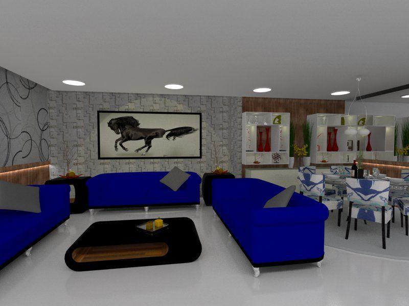 Projeto Sala Veja mais: www.walmontanidesigner.blogspot.com.br