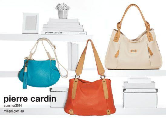 Pierre Cardin Australia Leather Handbags 2013