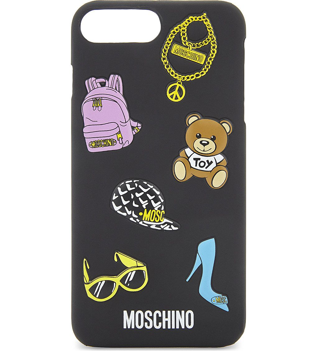 cover iphone 7 plus moschino