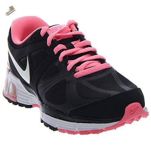 7cd2391ed1d2b Nike Trainers Shoes Kids Air Max Run Lite 4 Gg Black - Nike sneakers ...