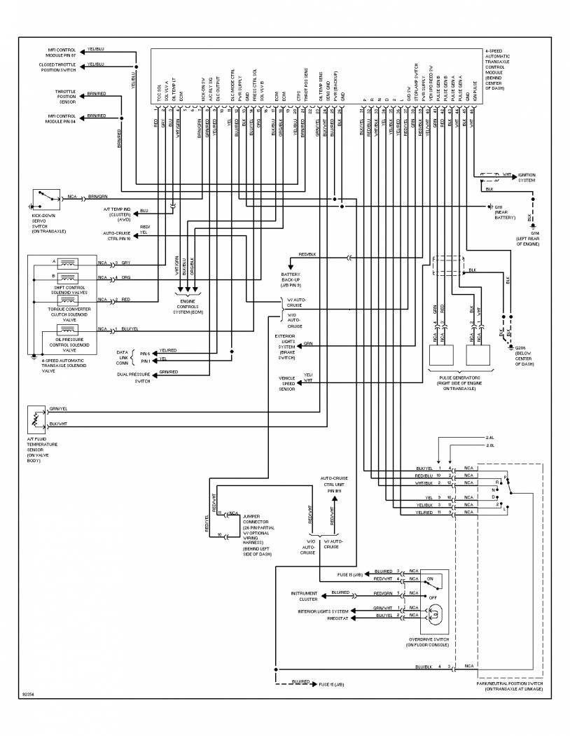 15 Mitsubishi Radio Wiring Diagram Mitsubishi Eclipse Diagram Mitsubishi