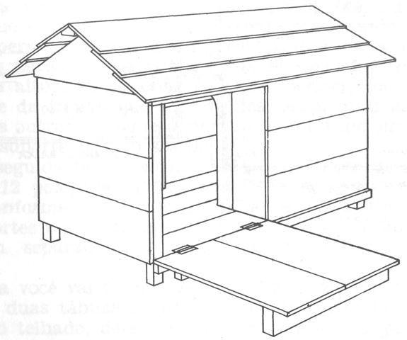 Suficiente Aprenda a fazer uma casinha de cachorro e tenha muitas ideias para  UP81