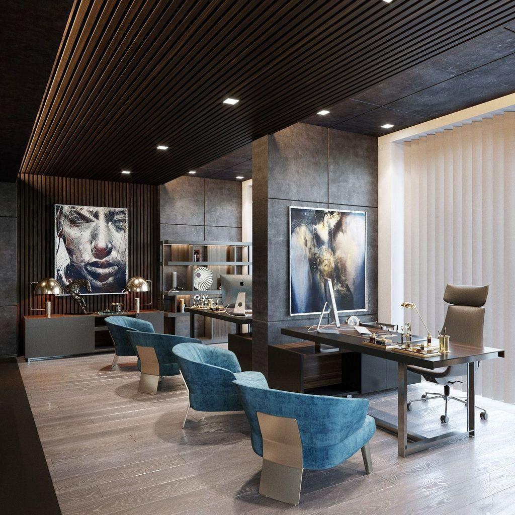 Interior Design Modern Office