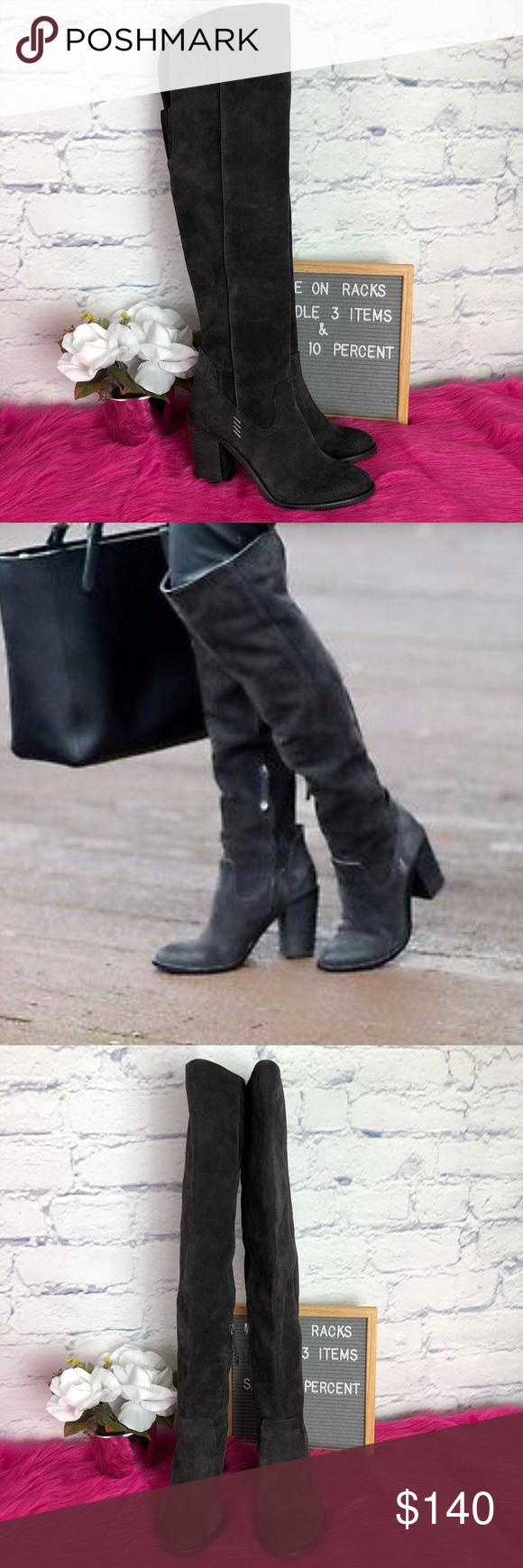 """138260f1207 Dolce Vita """"Ohanna"""" Leather OTK Boot Dolce Vita """"Ohanna"""" Leather OTK Boot"""