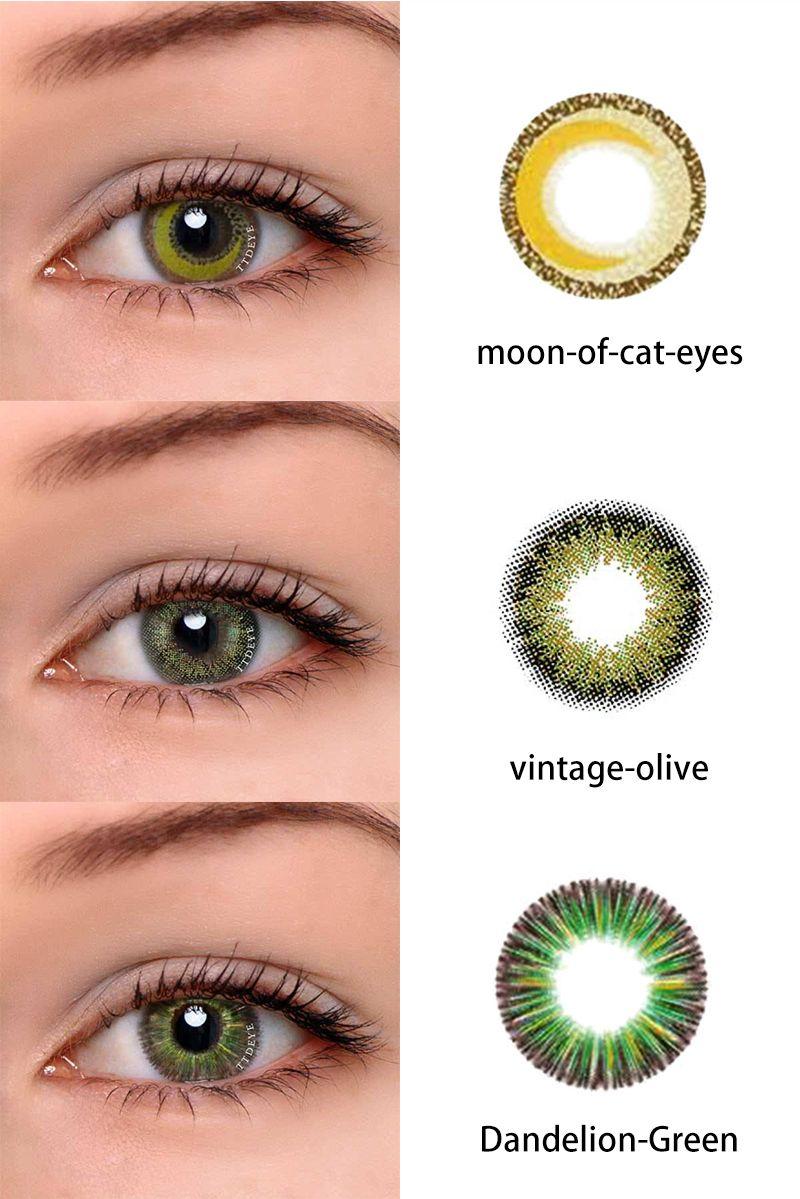 49f5b7485c ttdeye.com . moon-of-cat-eyes ,vintage-olive danedlion-green | Bling ...