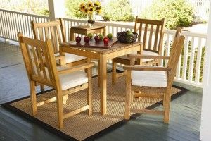 Arthur Lauer Teak Furniture Out Of Business Dining Furniture