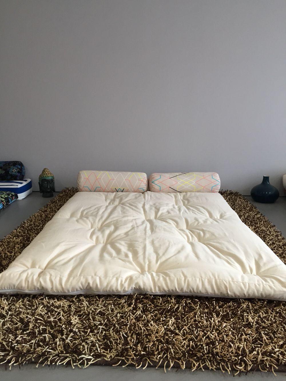 Japanese futon bed frame - Traditional Japanese Futon 100 Cotton Hand Made Aus Futons