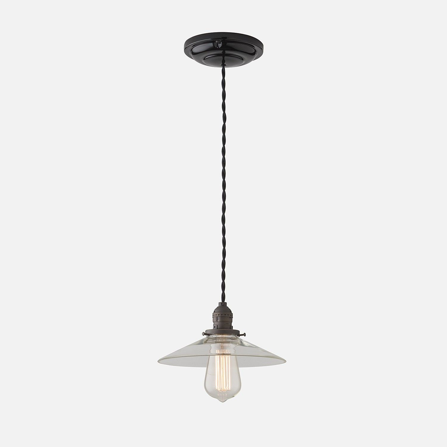 Lowell pendant 225 schoolhouse electric pendant lighting and canopy lowell pendant light fixture schoolhouse electric supply co pendant over sink arubaitofo Gallery