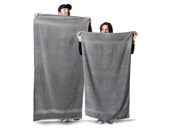 What Is A Bath Sheet A Towel That's Big Enough To Cover You Well You May Have To Walk