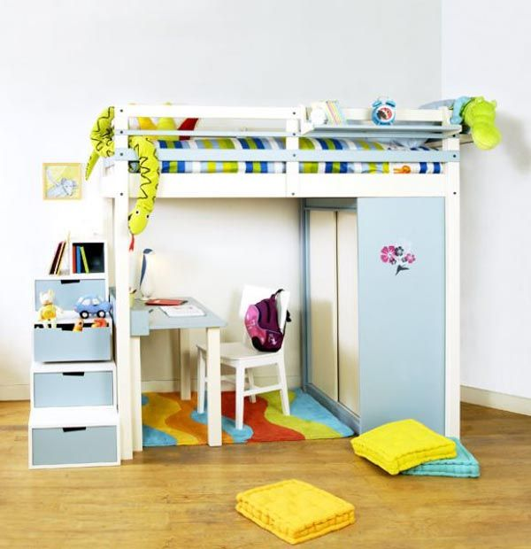 Kids Rooms Loft Beds