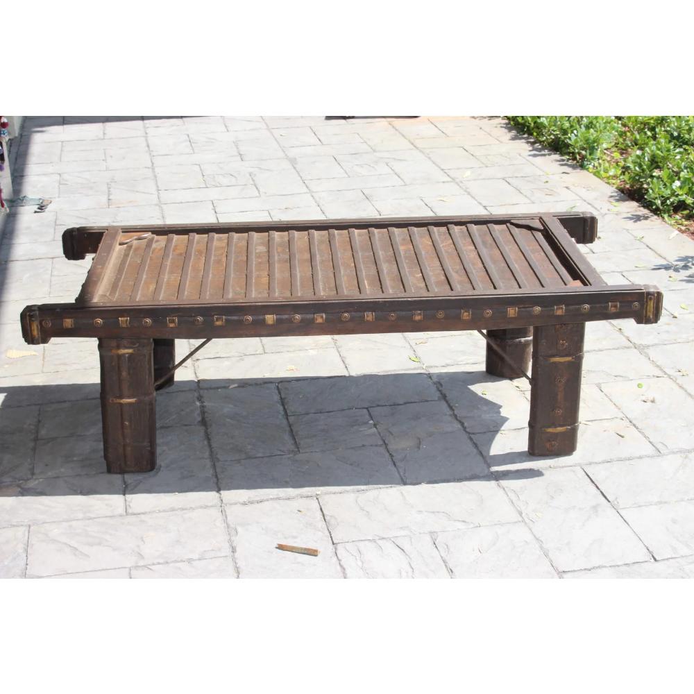 Antique Mediterranean Cart Coffee Table Rustic Accent Furniture Cart Coffee Table Antique Coffee Tables
