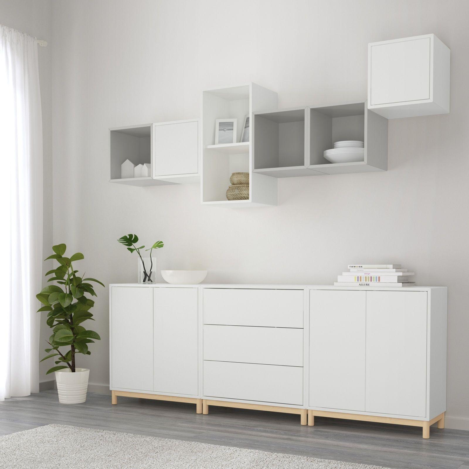 Album 23 Eket La Nouvelle Gamme De Chez Ikea Salon  # Detourner Un Meuble Cd De Chez Ikea