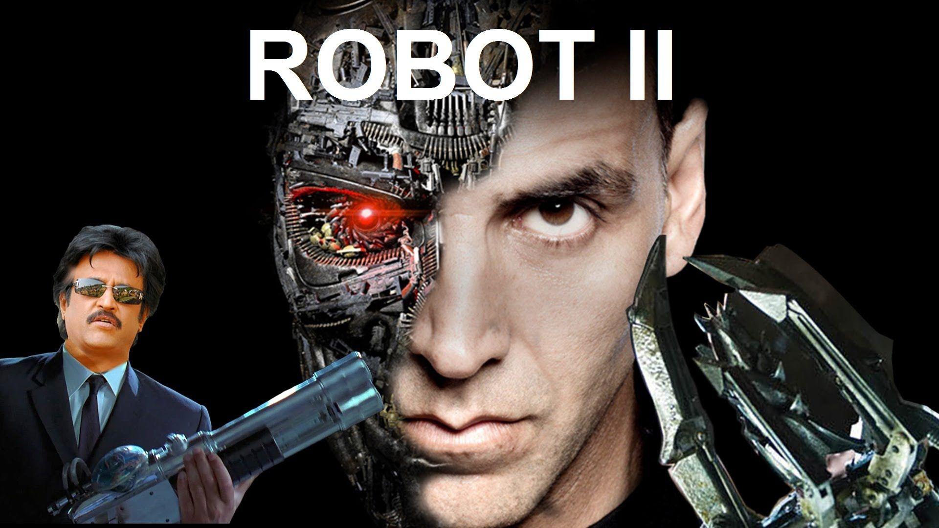 ROBOT 2 New Trailer 2016 Unofficial Trailer Movies online