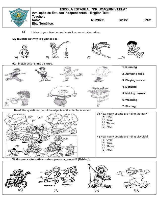 Prova De Ingles 1 Padroes De Maquina De Bordar Maquina De