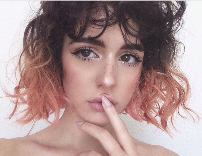 Simply Kenna Short Hair Color Short Hair Styles Curly Hair Styles