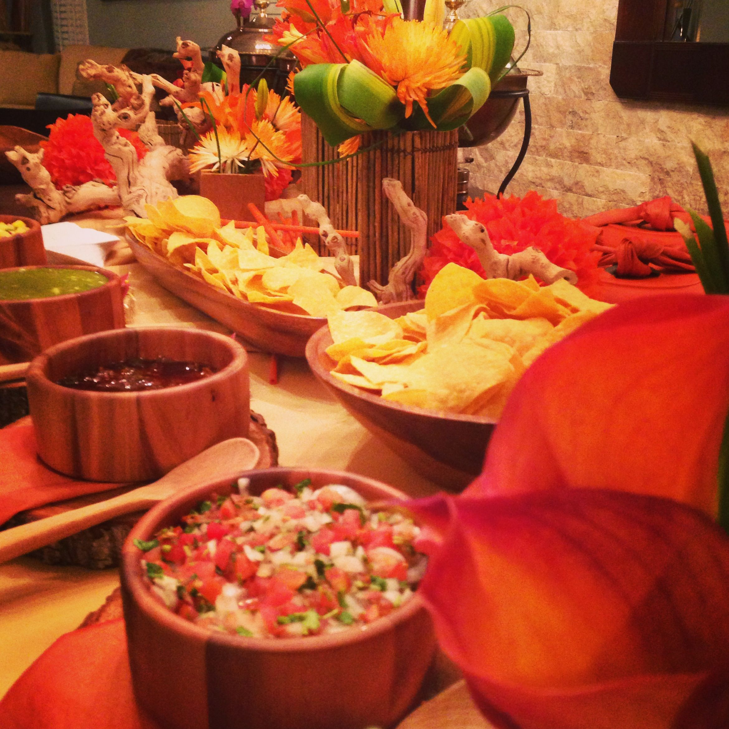 Good Buffet Food For Weddings: Mexican Wedding Foods, Mexican