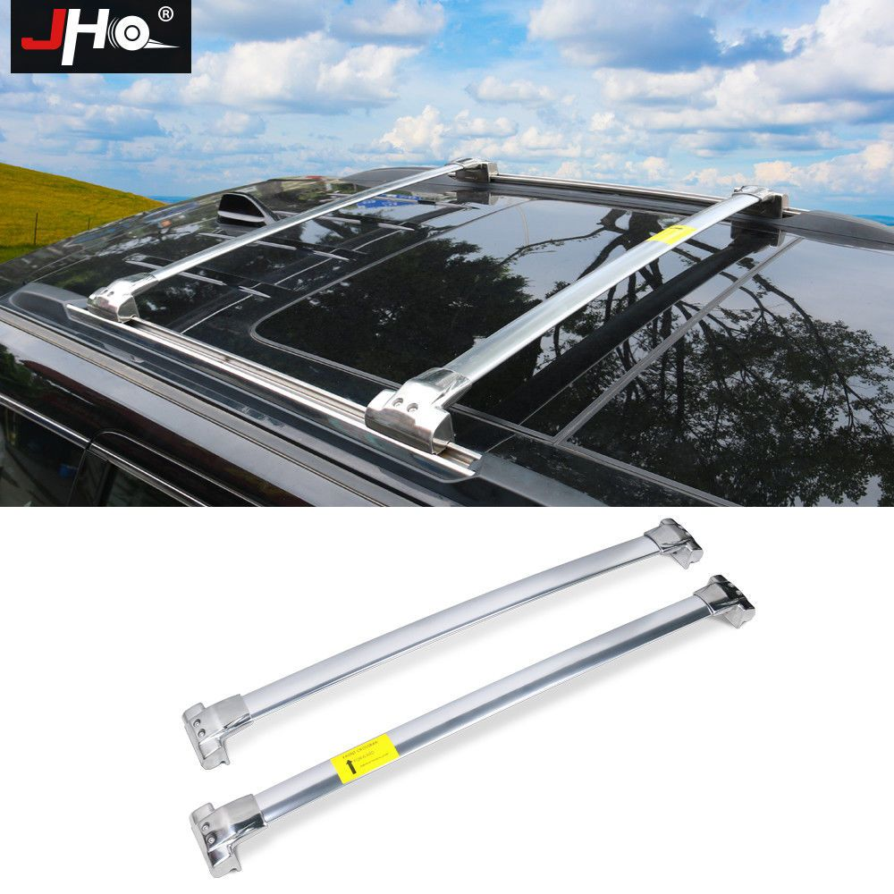 Roof Rail Rack Crossbars For Jeep Grand Cherokee 201417