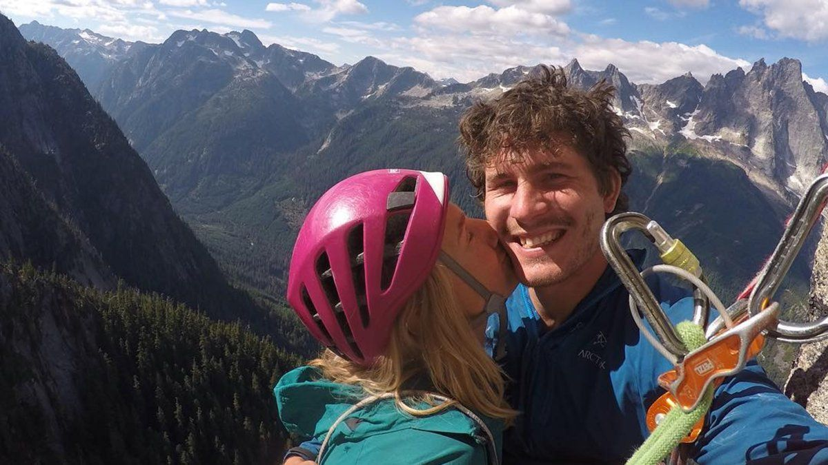 WorldClass Alpinists Leclerc and Johnson Die in Climb