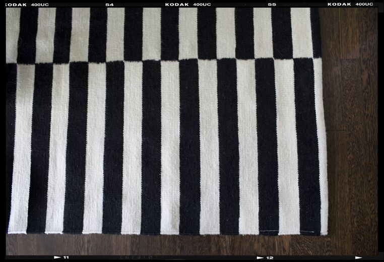 IKEA stockholm rand rug.  (now own it!)