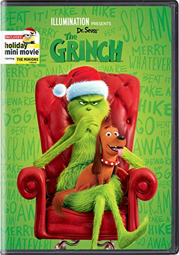 Holiday Gift Guide Holiday Movies For The Family The Grinch Dvd The Grinch Movie Best Christmas Movies