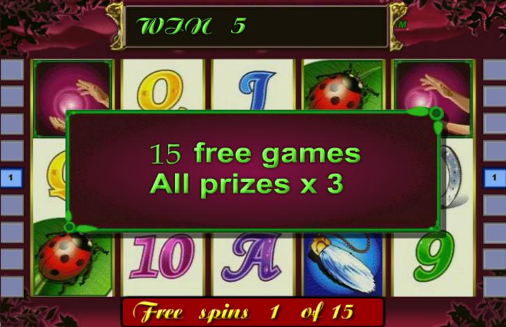Игровой автомат веселые фрукты