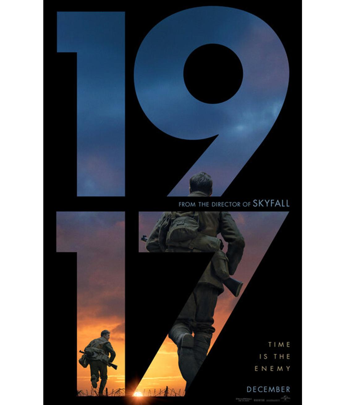 original 1917 movie poster original
