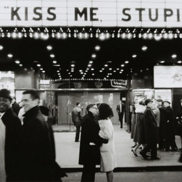 Romantic Things To Do On New Years Eve: Kiss Me, Black And White Photography, Photo
