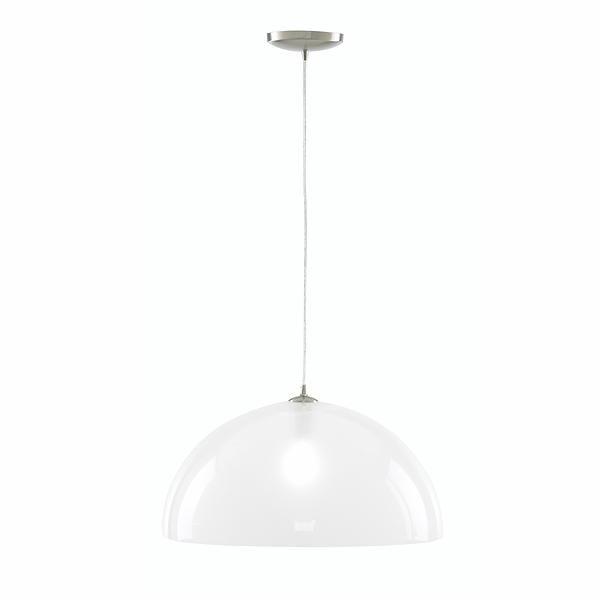 White Acrylic Dome Ceiling Pendant Light 49 Ceiling Pendant Ceiling Pendant Lights Pendant Light