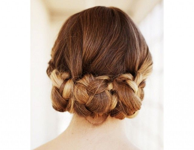 15+Gorgeous+Wedding+Updos+That+Are+Actually+Cool+via+@byrdiebeauty