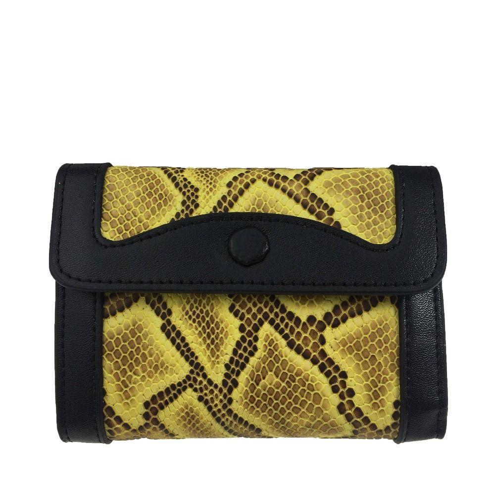 Genuine Leather Small designer wallets for credit card holder slim leather zipper slim women cardholder Business card holders