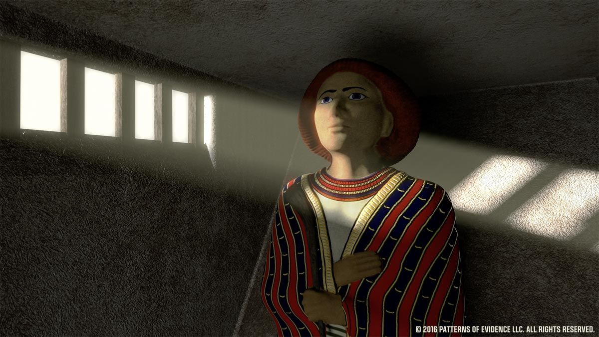 Statue Of A Semite Found In Pyramid Tomb The Most Likely