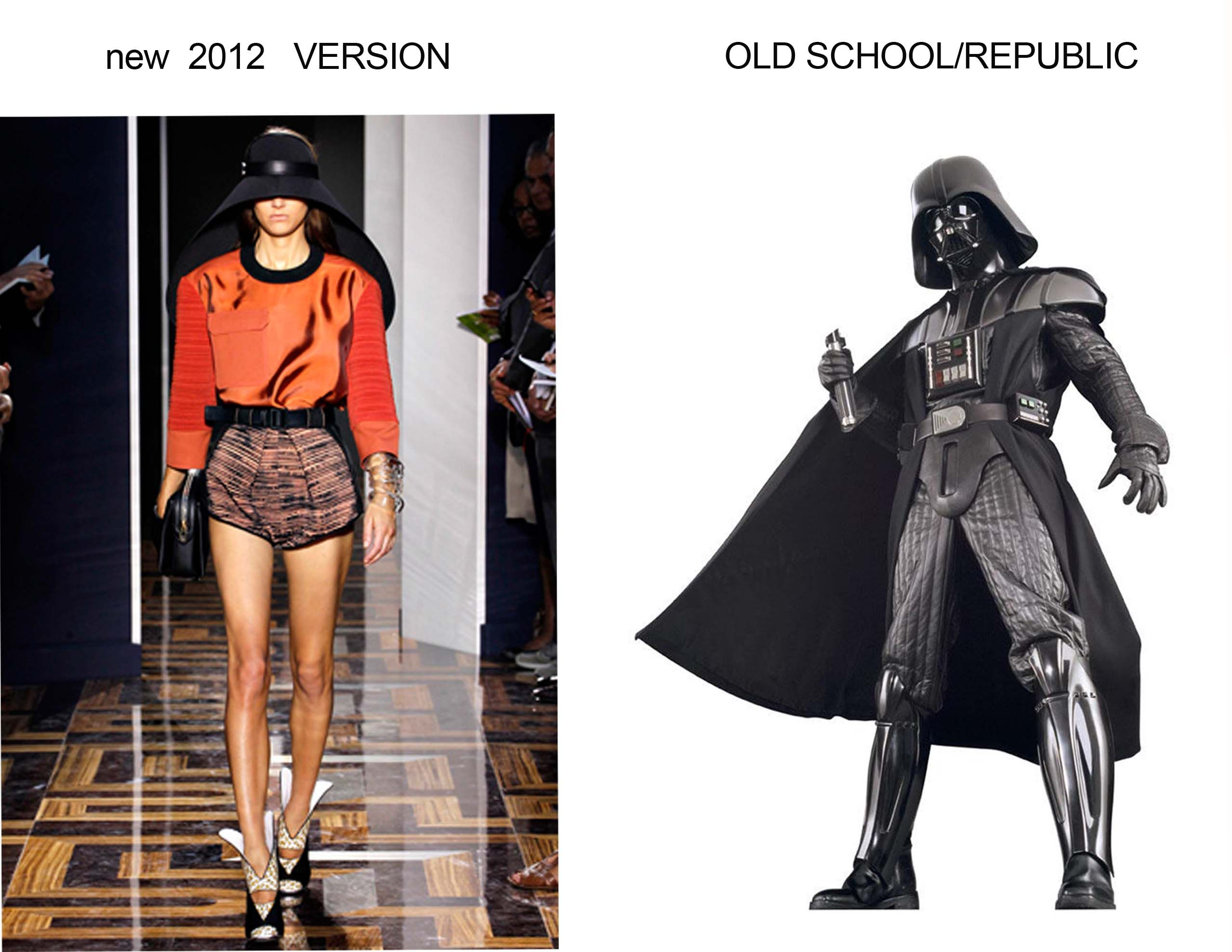 bcd46fa150a0 ... Star Wars He Wears It By John Woo: Star Wars Fashion - Google Search ...