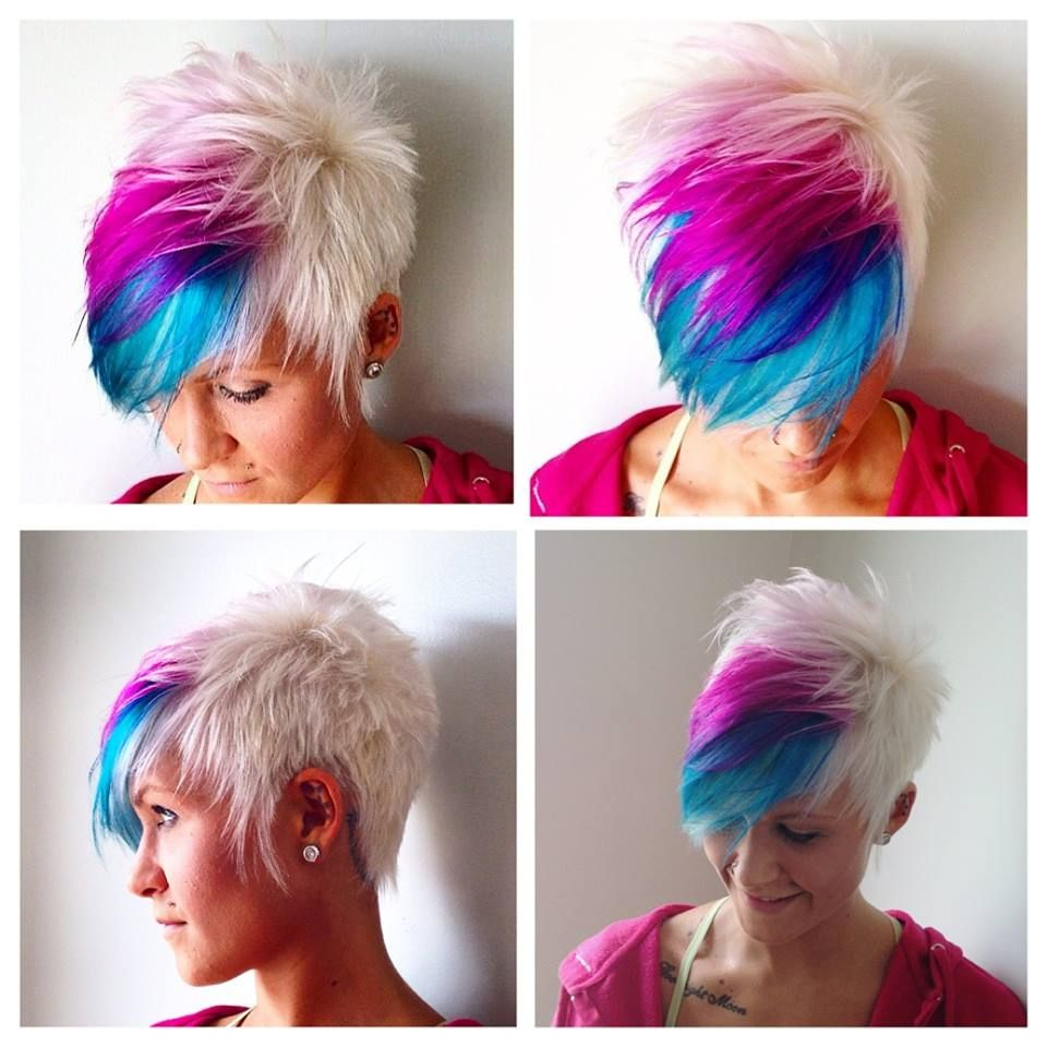Pin On Pixie Cuts Color