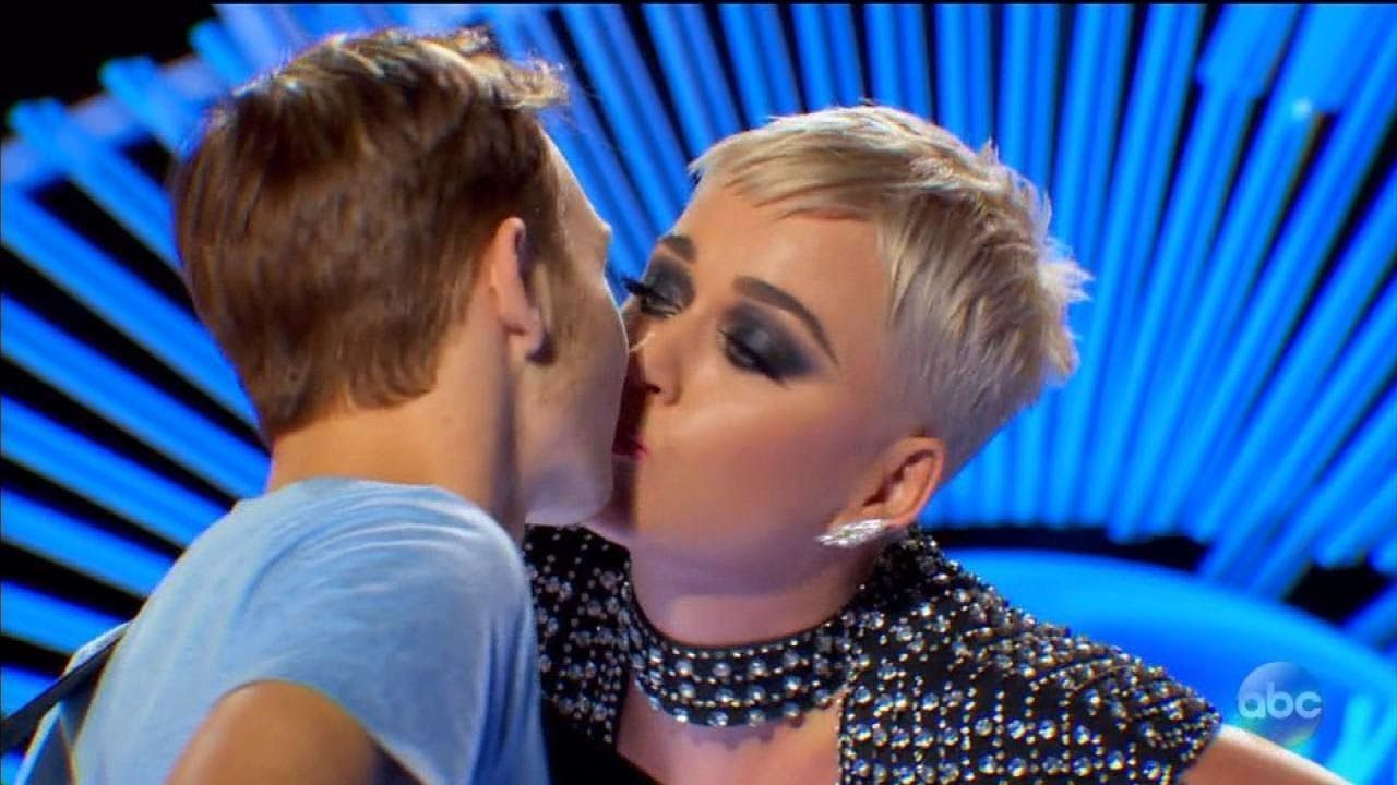 American Idol Contestant On Katy Perry S Kiss She Was A