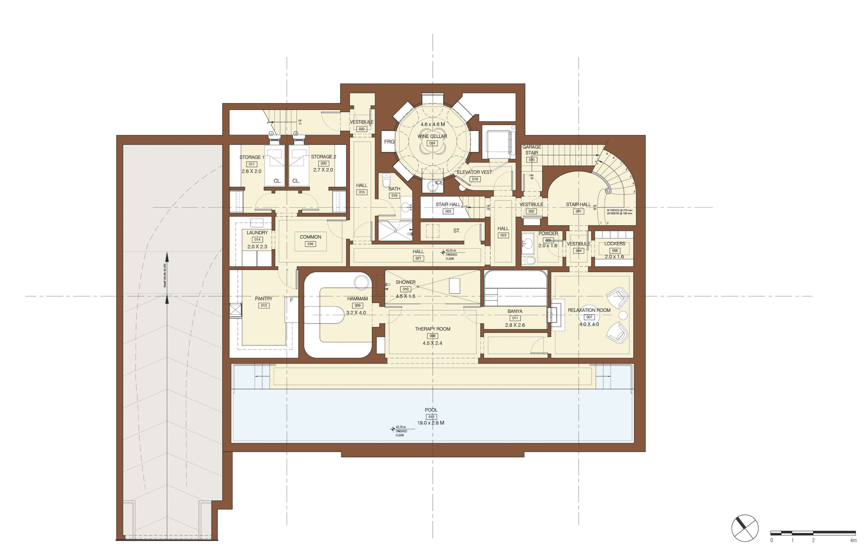 Http Cfaganstudio Com Wp Content Uploads 2018 10 Grune5 E1540054285800 Jpg Luxury House Plans Beach House Floor Plans House Floor Plans