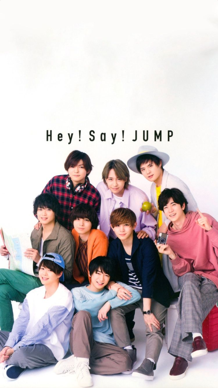 Hey Say Jump Iphone Wallpaper Sayings Jump J Pop Music
