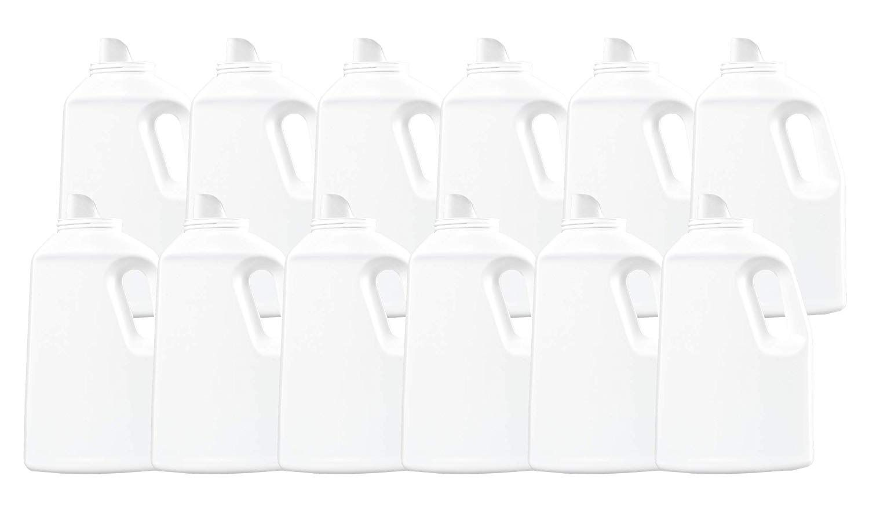 Bottle 70mm Illing Company 12 Pack 64oz White Pour Back Drainback