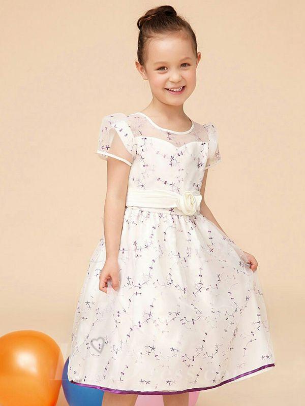 Little Girls Skirt Flower Girls Dress | Wedding Flower Girls Dresses ...