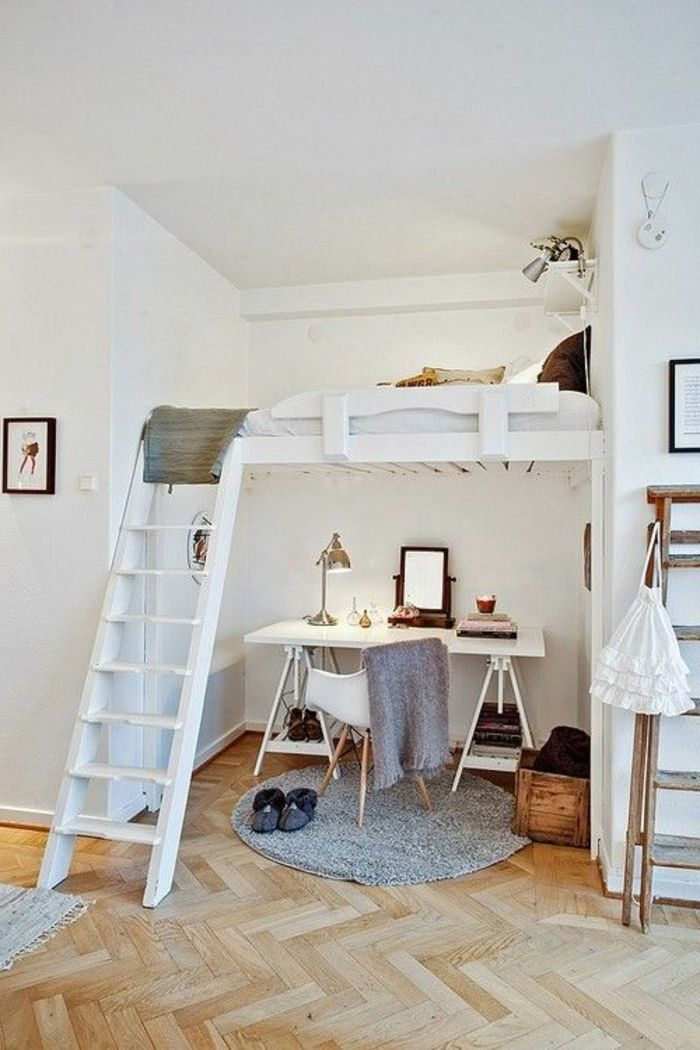 bett mit treppe fur erwachsene beste hochbett erwachsene 30 super ideen wow pinterest. Black Bedroom Furniture Sets. Home Design Ideas