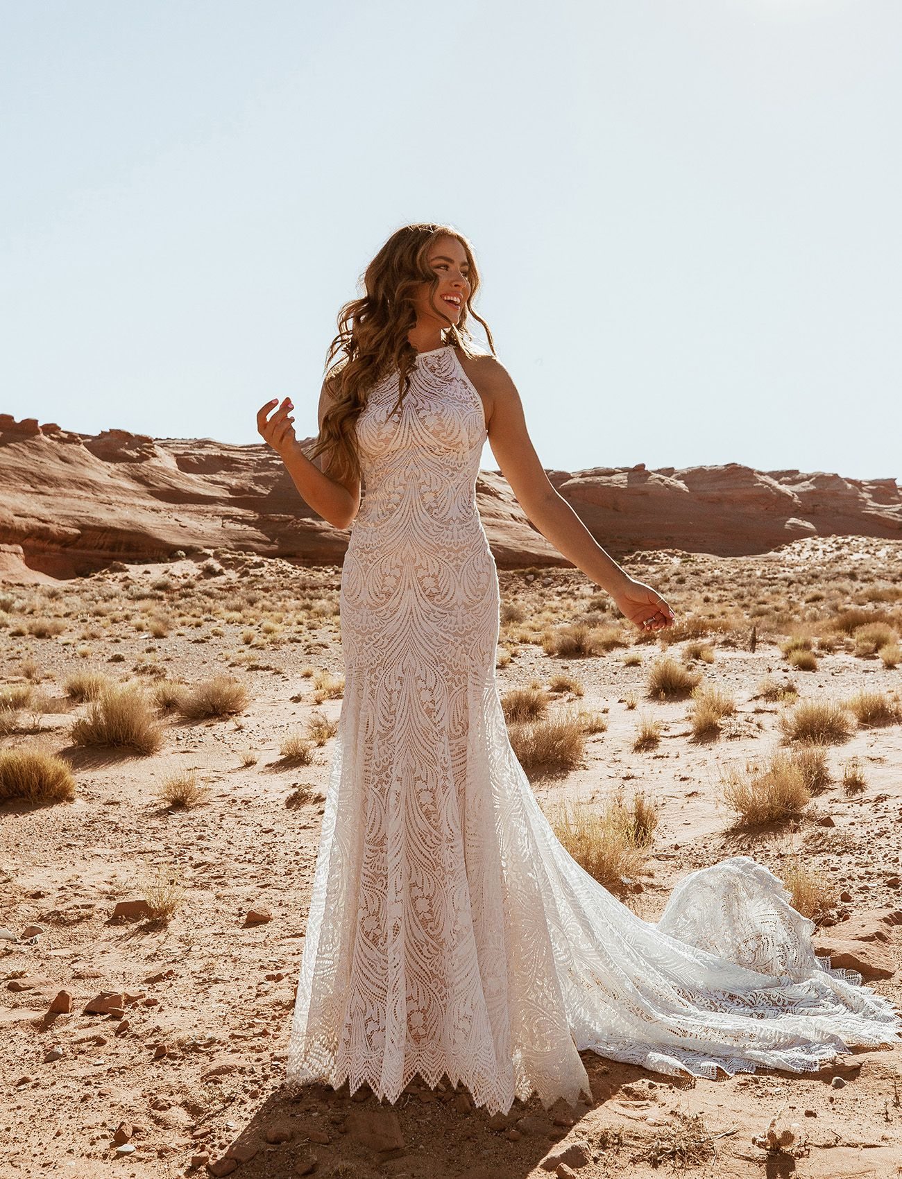 Win The Phoenix Dress From Our Lovers Society X Green Wedding