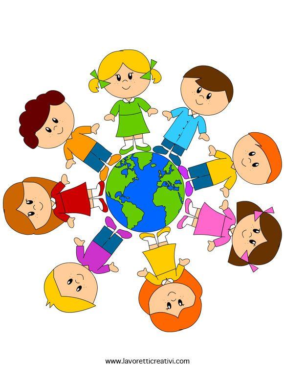 Condividi questo lavorettotweetaltri lavoretti bambini for Scuola clipart
