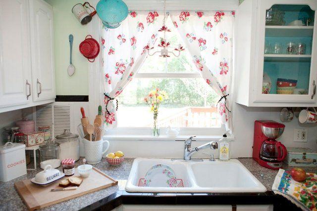 25 Modern Kitchen Curtains Design Ideas 2016 Shabby Chic Kitchen