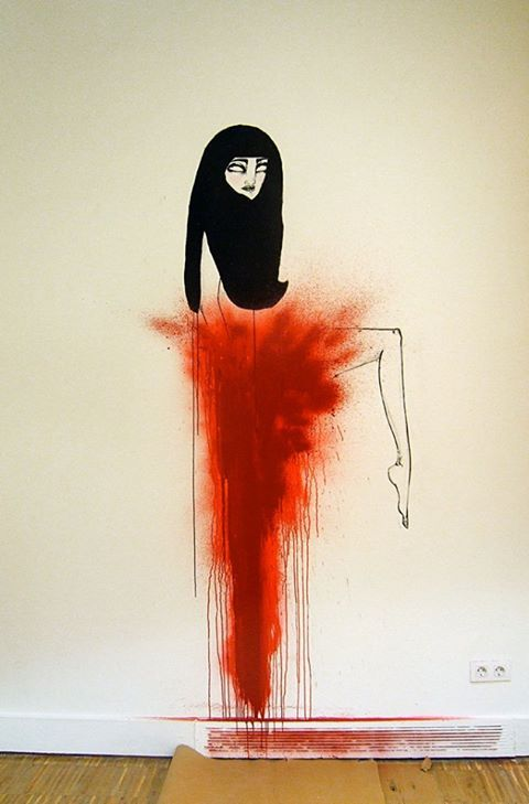 Art by Women About Menstruation