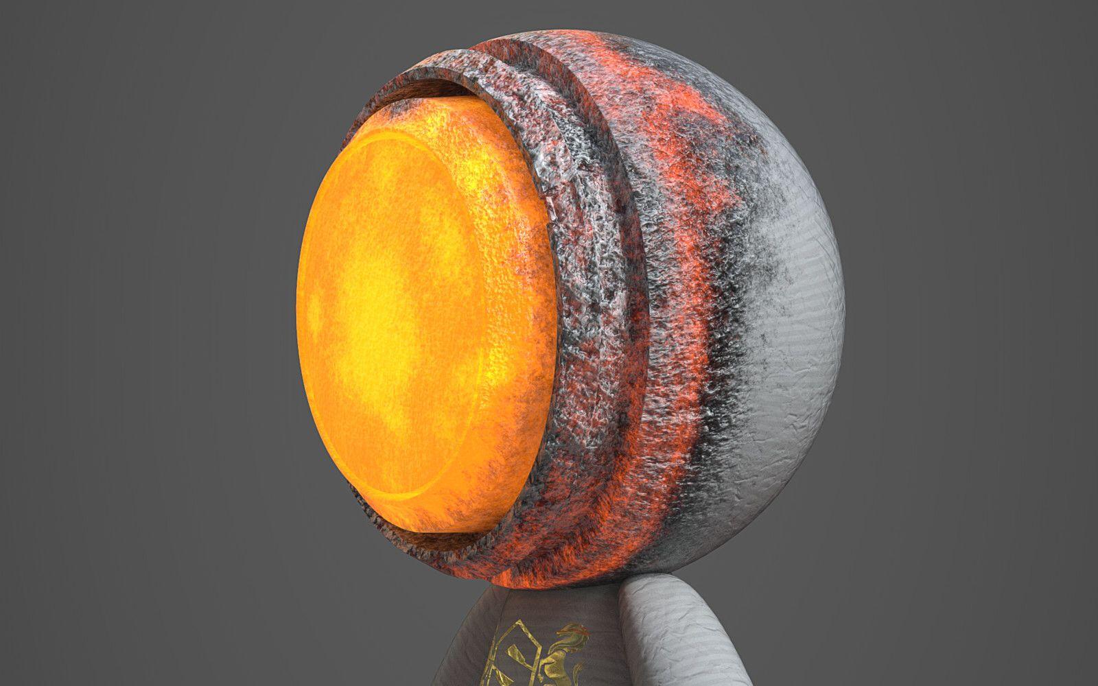Thiago Vannuchi Spheres Design Lamp