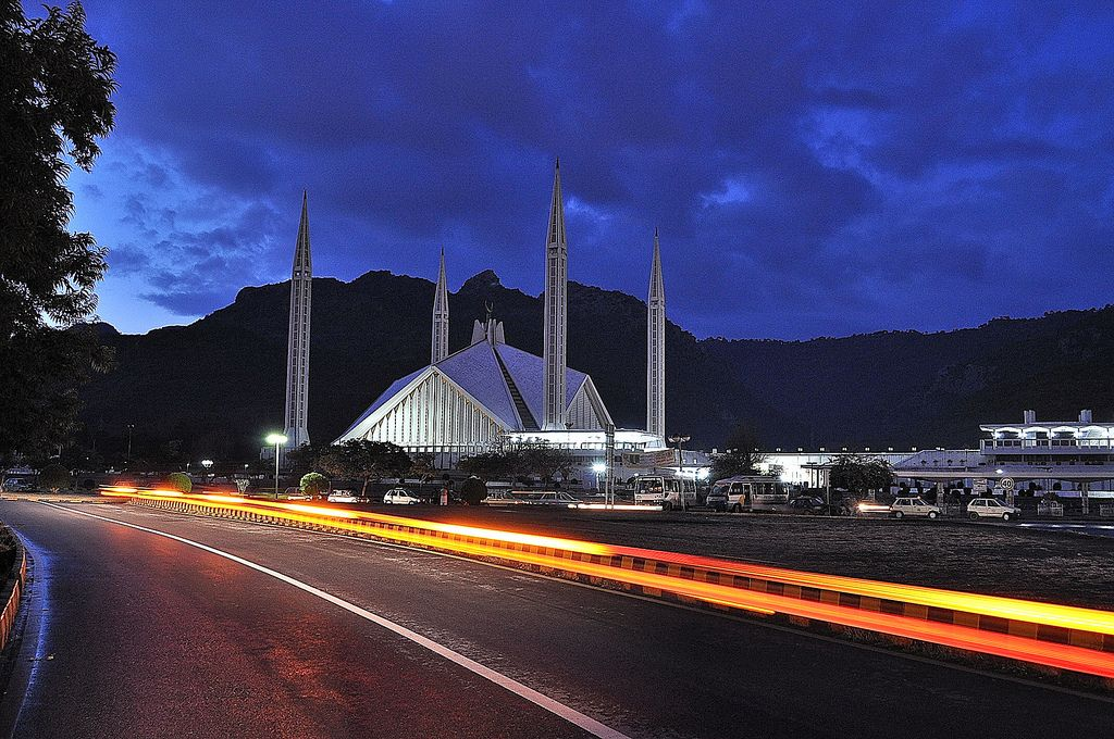 Faisal Mosque Mosque Islamic Architecture Masjid