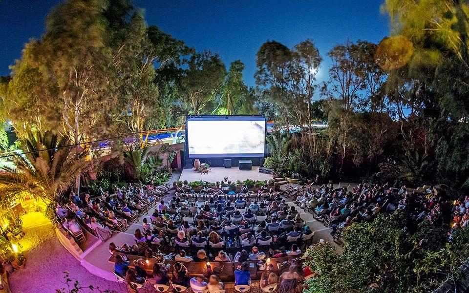 The 10 Best OpenAir Island Cinemas in Greece Greece Is