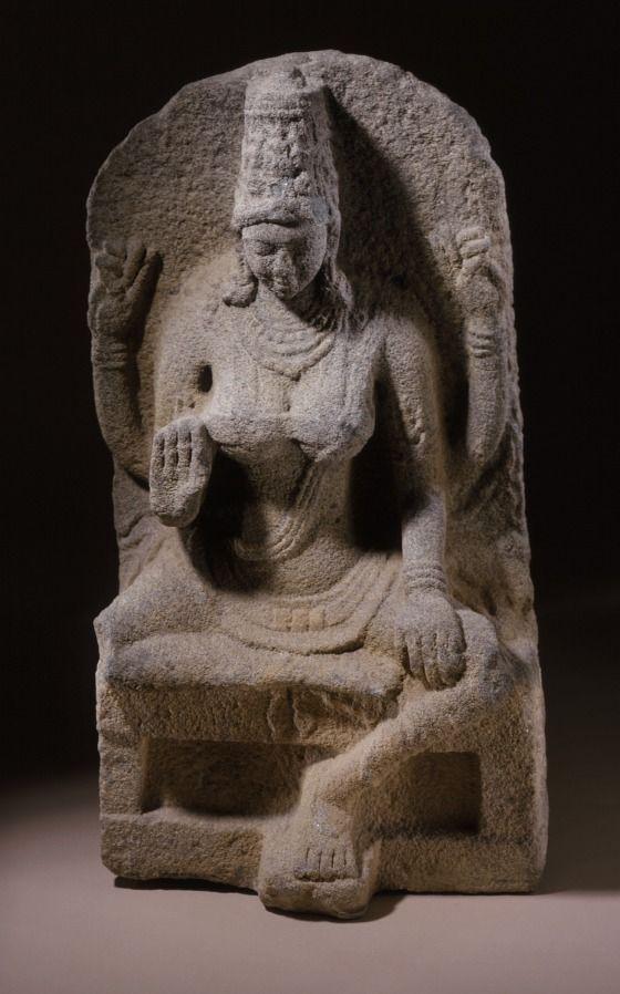 Shri Lakshmi India, Tamil Nadu, Kaveri region, 9th century