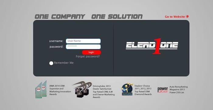 ELEAD CRM Login Crm, Free email marketing